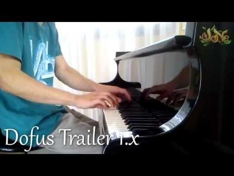 Dofus Fan-Art : Piano Cover Medley Dofus 1.29 par Wane - YouTube