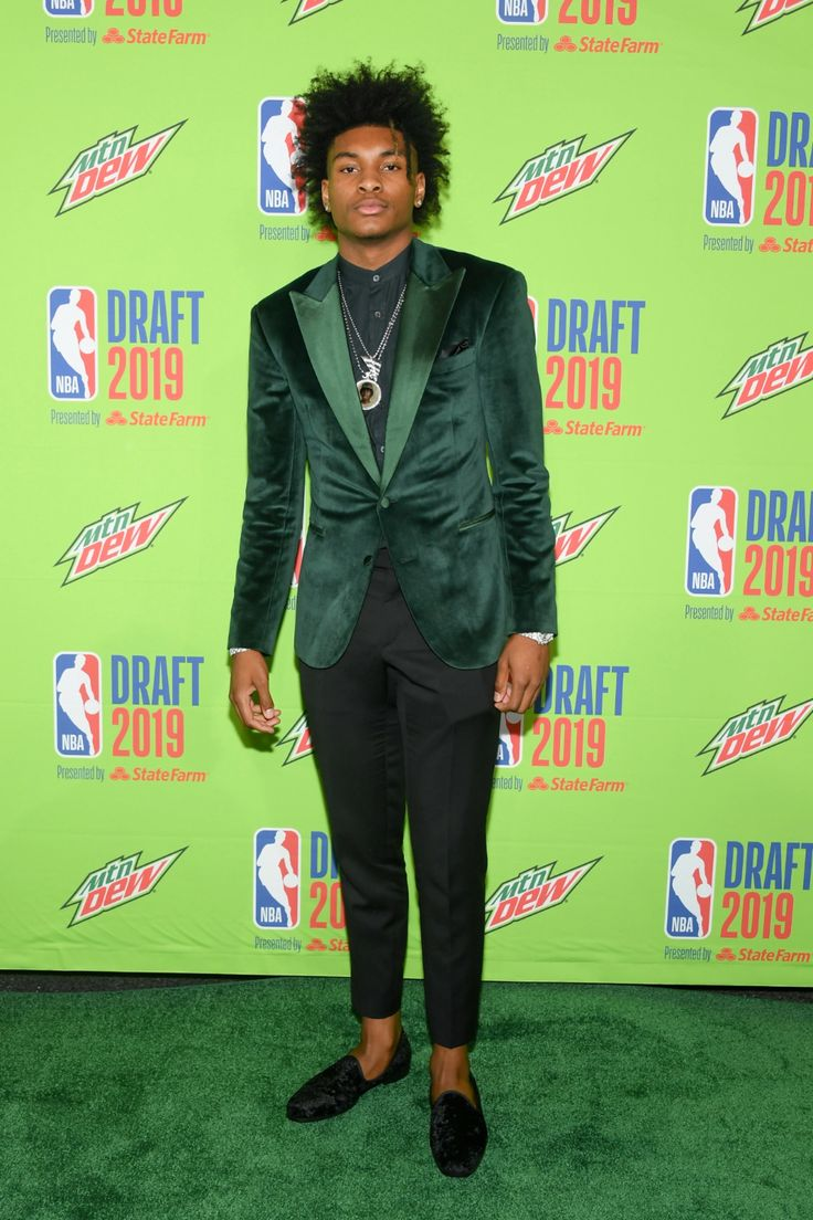 the best and worst fashion from the 2019 nba draft nba