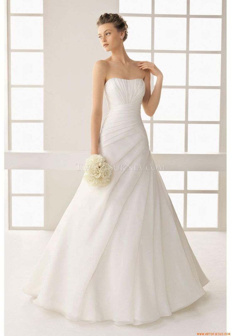 Trendy Wedding Dress Rosa Clara Deseo Two
