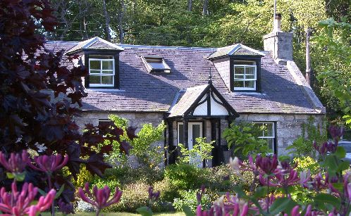 Traditional Scottish Cottage
