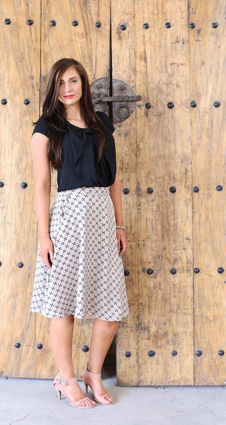 Mikarose Jacks print skirt $39.99!!