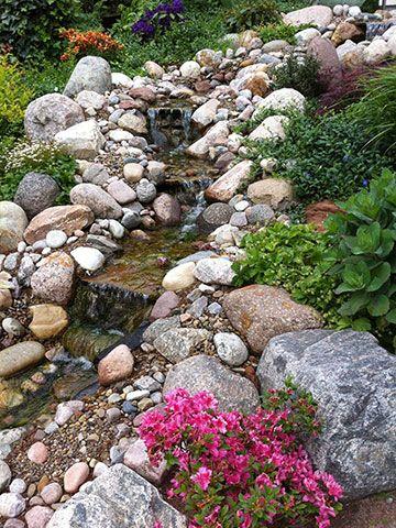 Die besten 25+ Gartenteichbecken Ideen auf Pinterest Wasserlauf - garten und landschaftsbau bilder