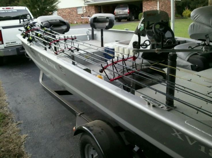 25 Best Ideas About Rod Holders For Boats On Pinterest