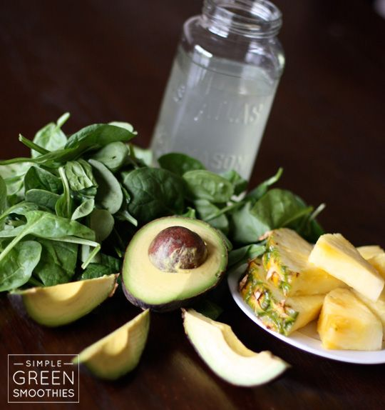 S.P.A. Skin Cleanse Green Smoothie