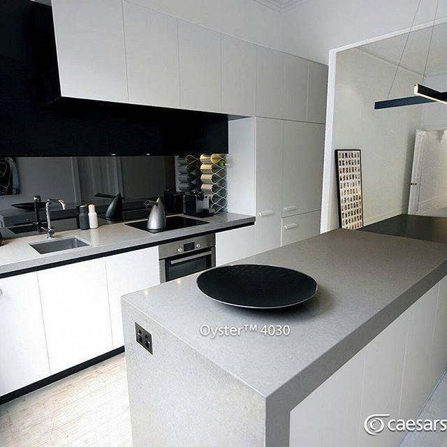 68 best caesarstone london grey images on pinterest for Gabinetes de cocina blancos