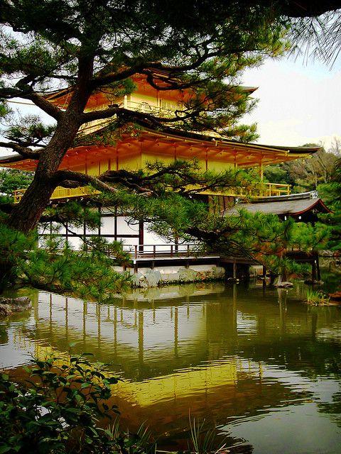 Kinkaku-ji Temple, Kyoto, Japan/Visit ocjohn.com high end real estate