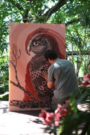 Joshua Yeldham Owl of Protection