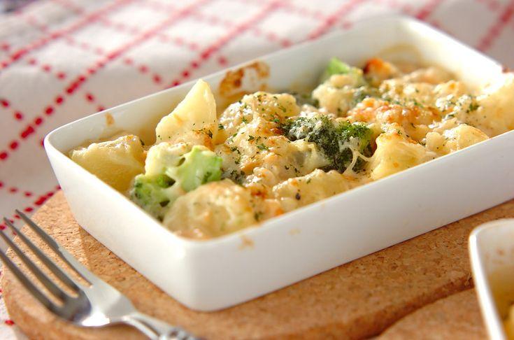 鮭のポテトグラタンのレシピ・作り方 - 簡単プロの料理レシピ | E・レシピ