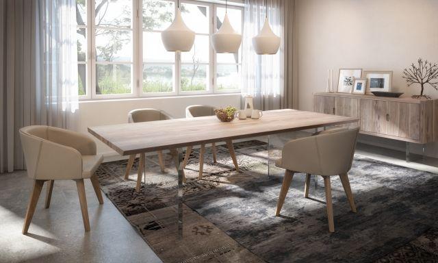 Maison Éthier - 352092-COLIBRI ART DESIGN INC.-Salle à manger-Mobilier de salle à manger