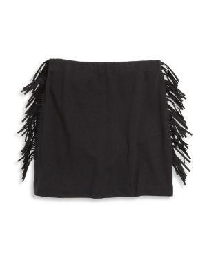 Ralph Lauren - Toddler's, Little Girl's & Girl's Fringe Skirt