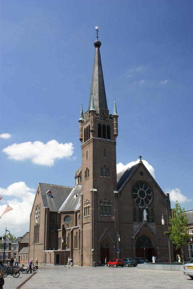 R . K Maria Magdalenakerk te Goes | Zeeland op foto