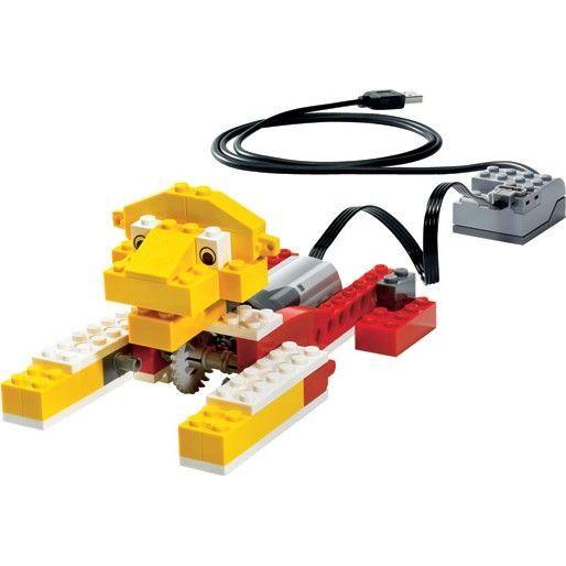 Lego WeDo: iniciación a la robótica – Edblog                                                                                                                                                                                 Más