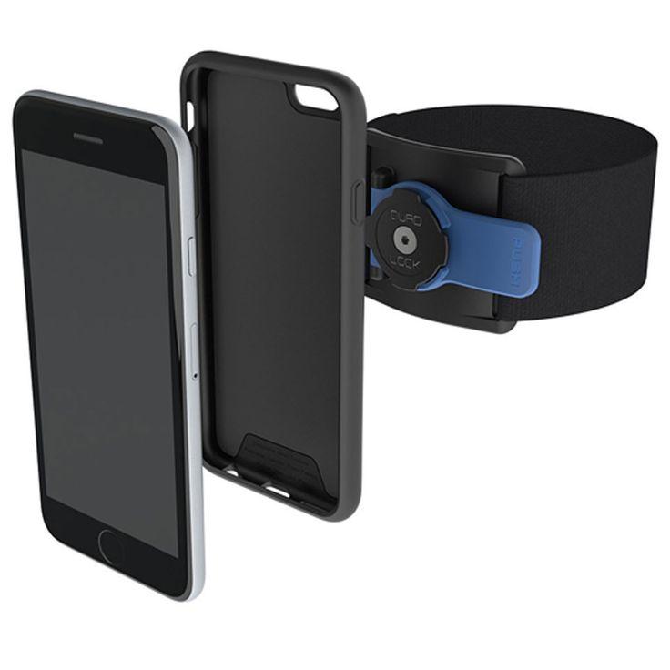 Køb Quad Lock Run Kit til iPhone 6 og iPhone 6S tilbud