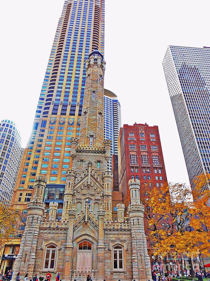 Chicago Water Tower 508 best Hometown CHICAGO