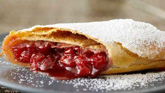 Bake With Anna Olson - Classic Cherry Strudel