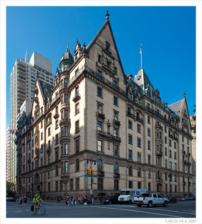 Apartment Building Nyc: 21 Best Images About DAKOTA On Pinterest