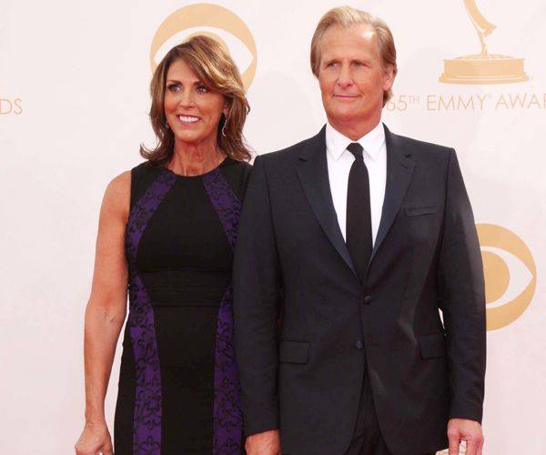Jeff Daniels and his wife Kathleen Treado fell in love ...