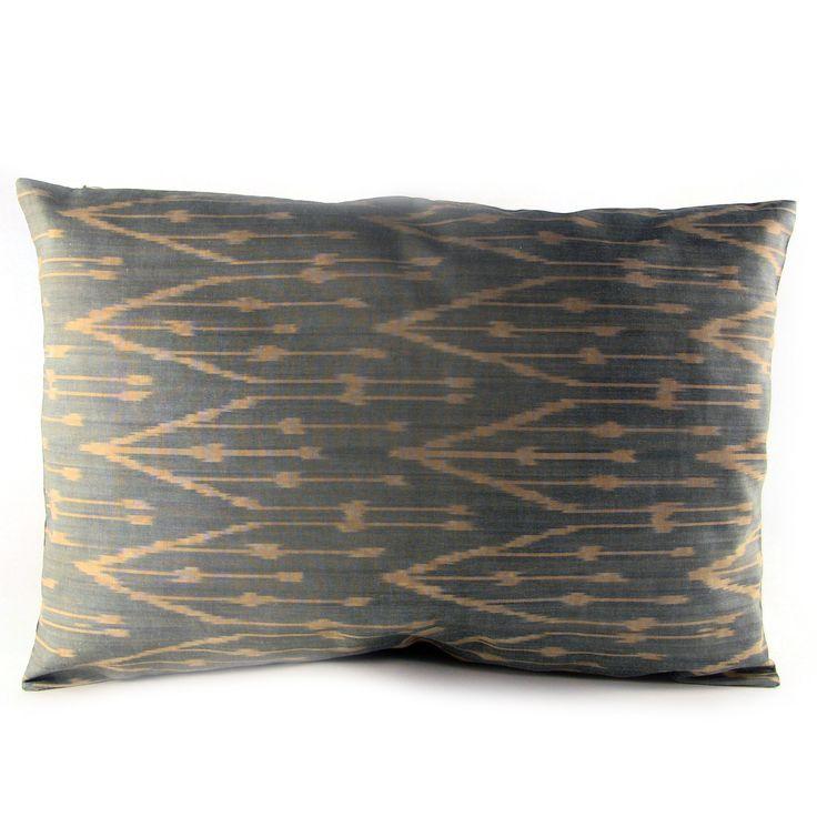 Kuleler Ikat Pillow