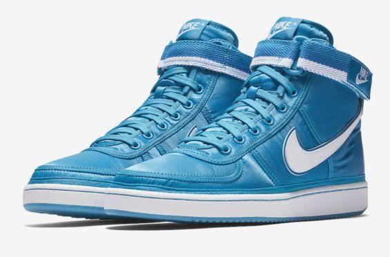 0204c5153f542d Official Images  Nike Vandal High Supreme Blue Orbit The Nike Vandal High  Supreme made its