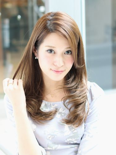 Long Hair Style Tokyo Beauty And Hair Styling