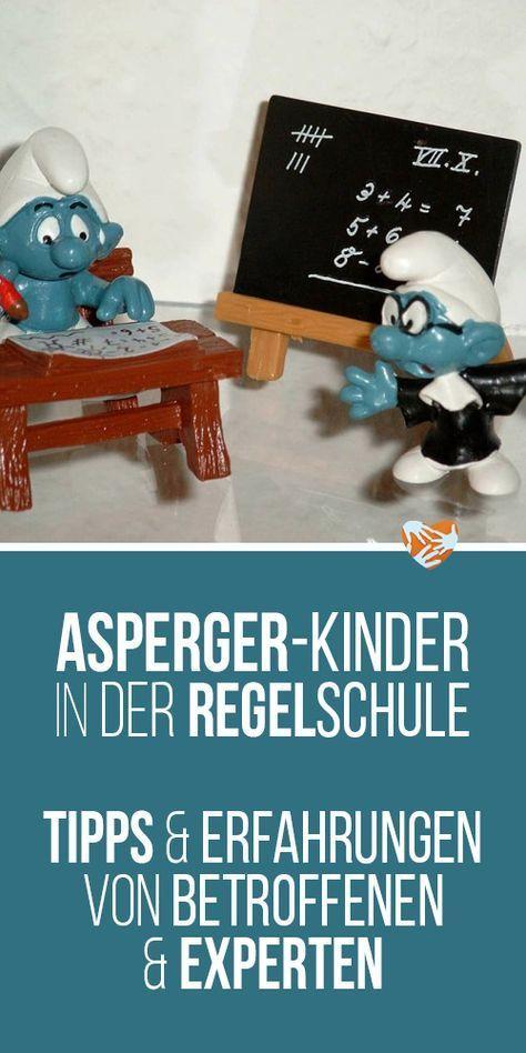 Asperger-Kinder in der Regelschule