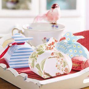 Schachtel basteln für kleine Geschenke - schachtel-basteln