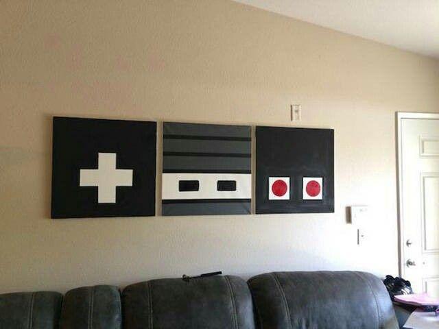 Un control de Nintendo para decorar tu sala #DecoraTecnocasa