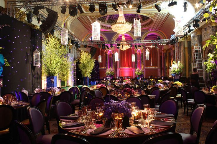 London's premier event venue – Gibson hall.
