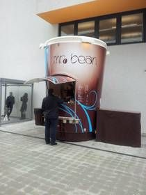 Verkaufsfahrzeuge: Verkaufsanhänger für Coffee to go