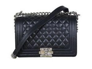 Wholesale Réplique 2013 Boy Chanel Flap Sac à bandoulière classique Cannage Patter - €279.89 : réplique sac a main, sac a main pas cher, sac de marque | chanel boy