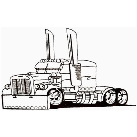 Image result for Semi Truck Outline Clip Art Peterbilt