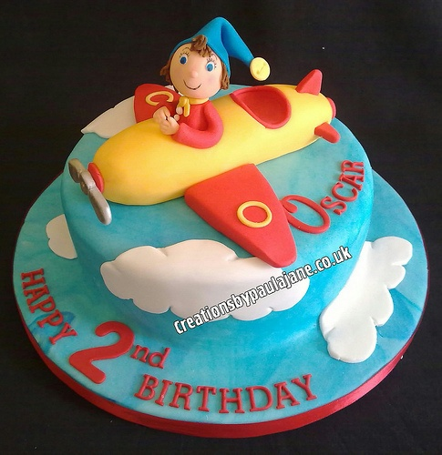 Nody Birthday Cake