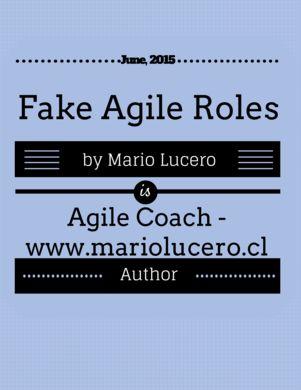 Read Fake #Agile #Roles https://leanpub.com/fakeagileroles?utm_content=bufferdaeb3&utm_medium=social&utm_source=pinterest.com&utm_campaign=buffer via Leanpub