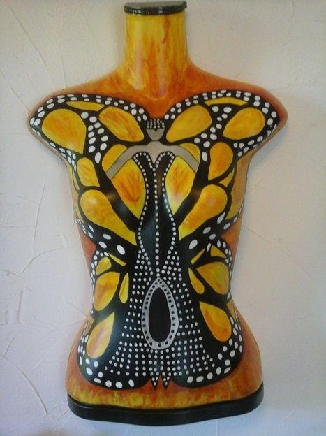 Best 25 mannequin art ideas on pinterest mannequin for sale breast cancer survivor creates art on mannequins as means of healing sciox Images