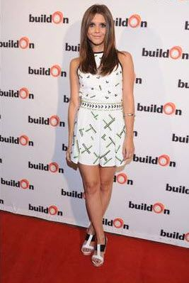 "Amazing Alexandra Chando With ""The Lying Game"" Cast At Her BuildOn Charity Event June 3, 2013"