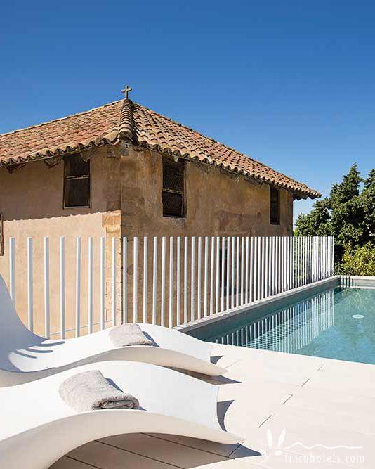 Über den Dächern von Palma wartet auf die Gäste des 5-Sterne Hotels Convent de la Missio eine wahre Oase nach einem aufregenden Sightseeing und Shopping-Tag in der Inselhauptstadt von Mallorca.