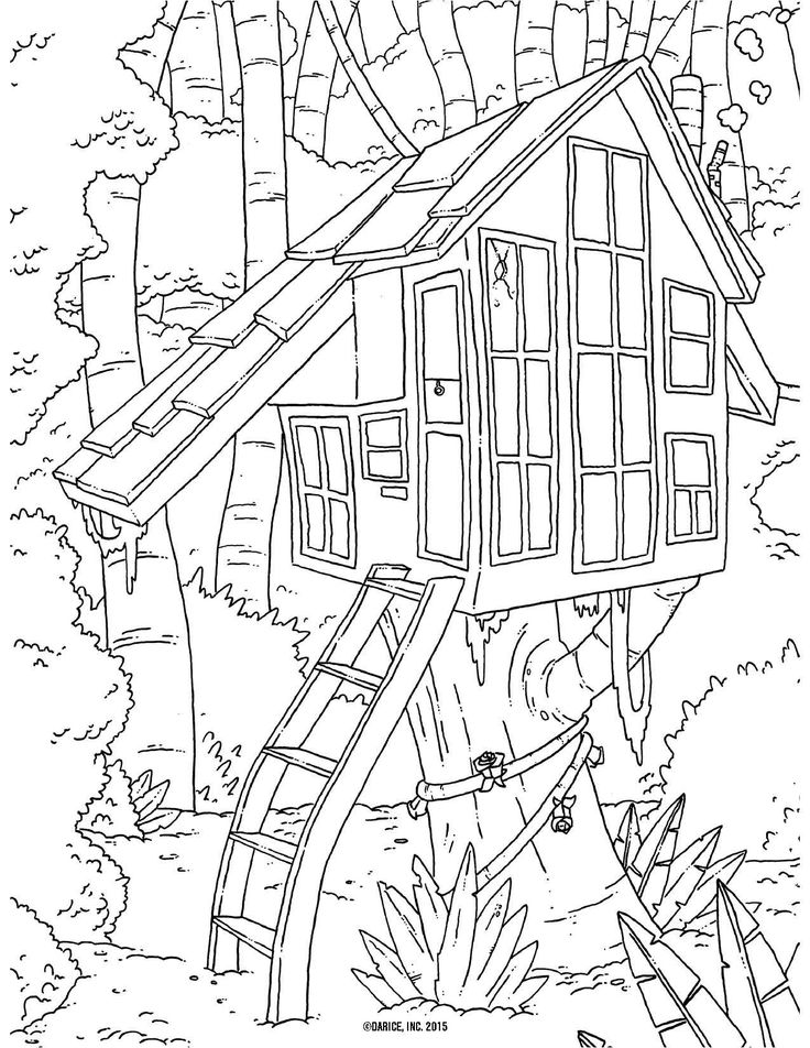 144 best images about Coloring Pages on Pinterest  Bird houses