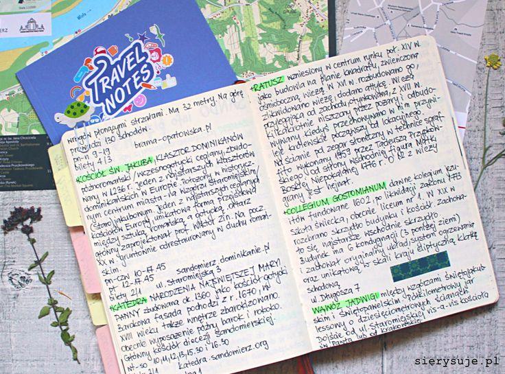 Bullet Journal, najbardziej spersonalizowany planer na świecie, pomaga nie tylko organizować codzienność, ale i wakacyjne podróże.