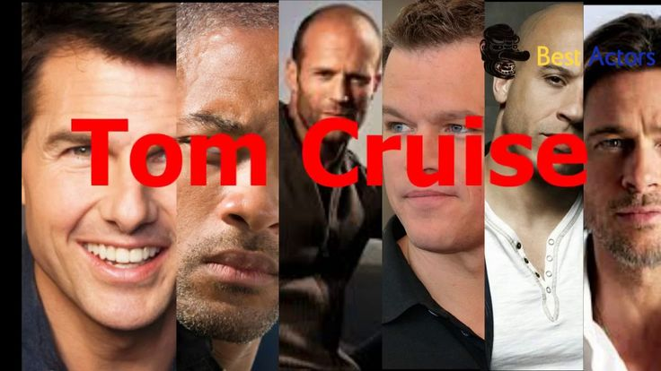 Tom Cruise Filmography - Through The Years Before and Now! Time-Lapse Fi...