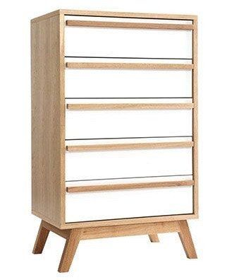 Hilga Contemporary Scandinavian Chest of Drawers