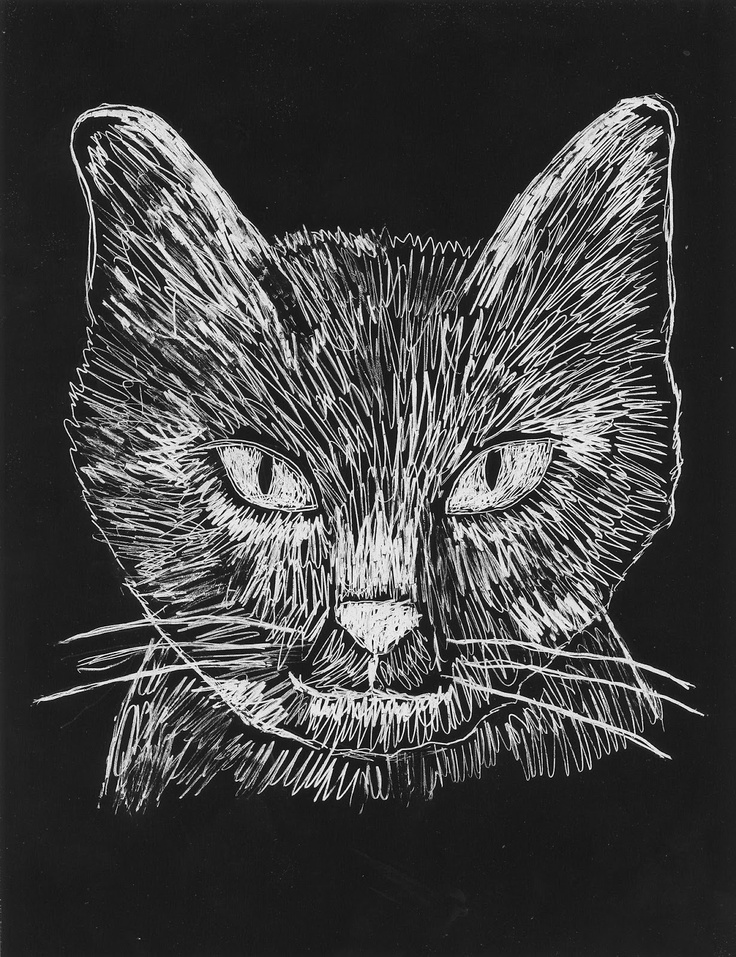 127 best images about scratch art ideas on Pinterest | Oil ...