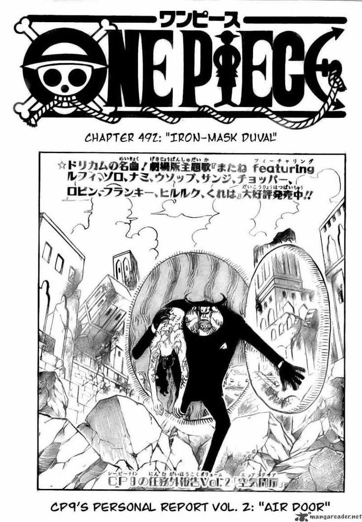 Read One Piece Manga Chapter 488 Online And Free In English sub                       Iron Mask Duval     #Manga #Comics #MangaOnePiece #OnlineManga #Anime #ReadManga #OnePiece #MangaNow #Japan #MangaJapaniss