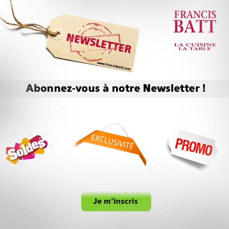newsletter francis batt