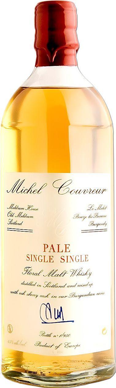 Michel Couvreur Pale Single Single 12 years old single malt single cask