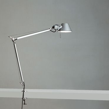 Tolomeo Classic Desk Lamp with Clamp | Artemide at Lightology