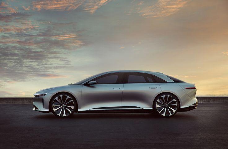 New Car: Lucid Air - Car Design News