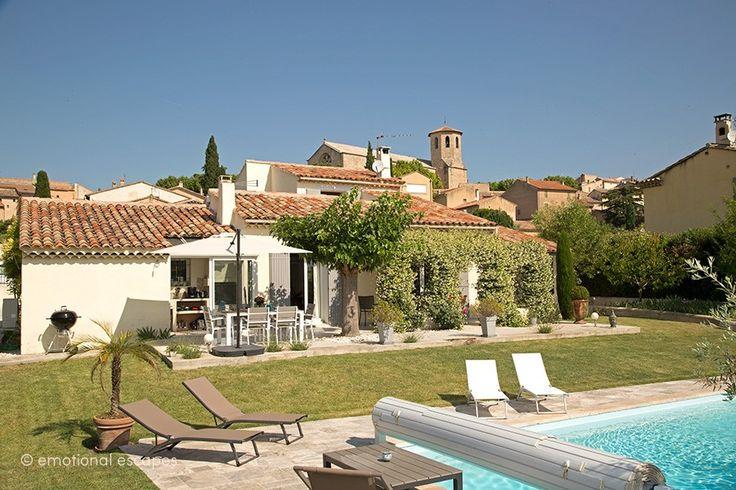 France, Provence, Caromb, luxury rental, sleeps 6.