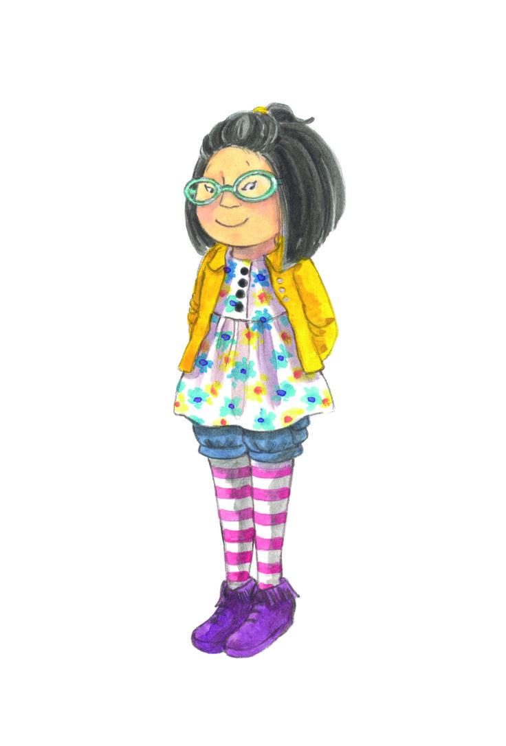 lol, looks like My SIddi Style by Katie Woo!