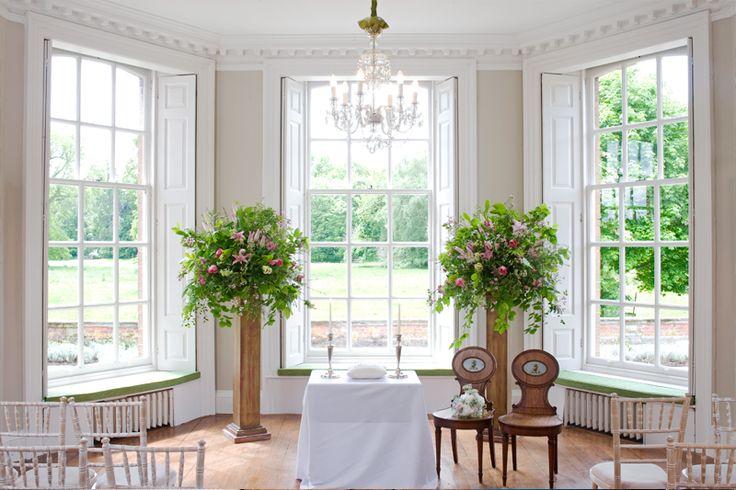 Iscoyd wedding venue in Shropshire