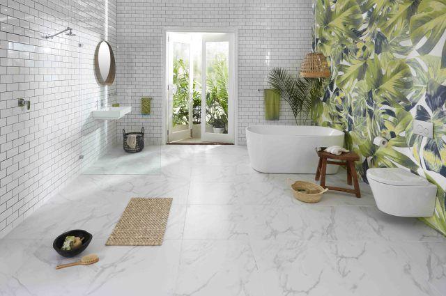 Beautiful new bathroom range inspired by nature - Reno Addict